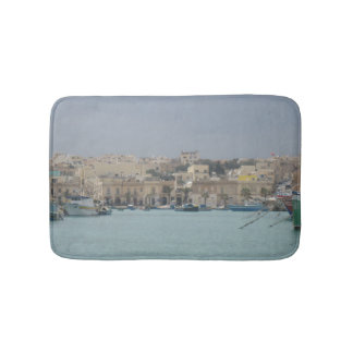 Alfombrilla De Baño Pequeña estera de baño de encargo. Malta
