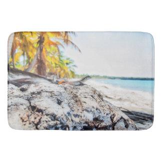 Alfombrilla De Baño Playa de Domenicana