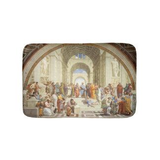 Alfombrilla De Baño Raphael - La escuela de Atenas 1512