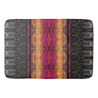 Alfombrilla De Baño Raya tribal apenada