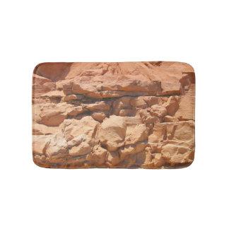 Alfombrilla De Baño Roca de la piedra caliza de Utah