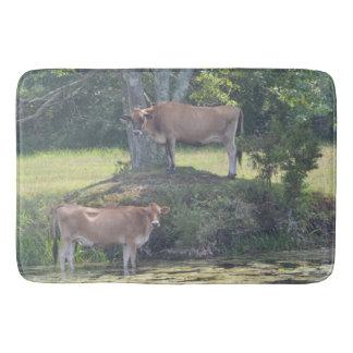 Alfombrilla De Baño Vaca del país