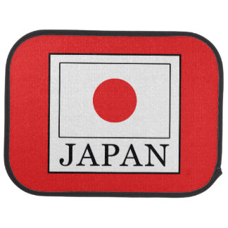 Alfombrilla De Coche Japón