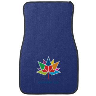 Alfombrilla De Coche Logotipo del funcionario de Canadá 150 -