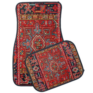 Alfombrilla De Coche Sistema persa del diseño de la manta de 4
