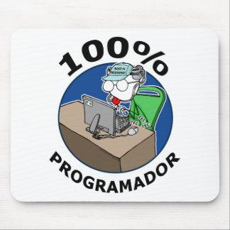 Alfombrilla De Ratón 100% Programador