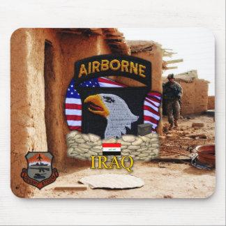 Alfombrilla De Ratón 101o División aerotransportada de ABN DIV que