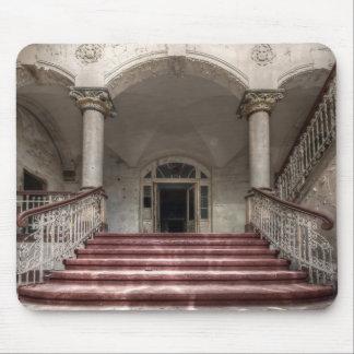 Alfombrilla De Ratón Abandoned Places Echar suertes Place Mauspad
