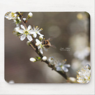 Alfombrilla De Ratón Abeja de la miel