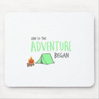Alfombrilla De Ratón adventurebegan