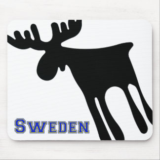 Alfombrilla De Ratón Älg / Moose, Sweden