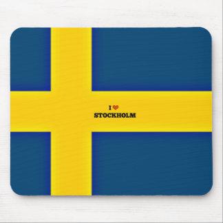 Alfombrilla De Ratón Amo Estocolmo