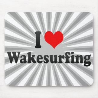 Alfombrilla De Ratón Amo Wakesurfing