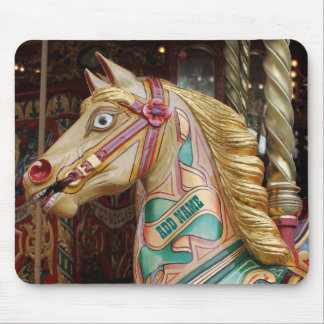 Add Name: Vintage Fairground Carousel Horse