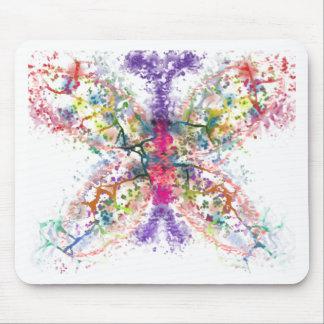 Alfombrilla De Ratón Anatomía de la mariposa