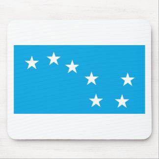 Alfombrilla De Ratón Arado estrellado - bandera comunista socialista