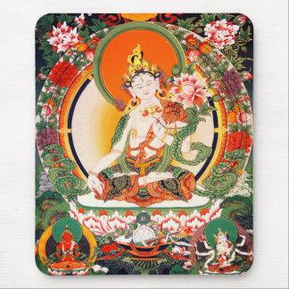 Alfombrilla De Ratón Arte budista tibetano precioso
