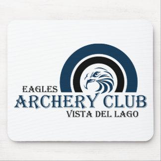 Alfombrilla De Ratón Artículos del club del tiro al arco de Eagles