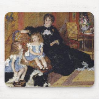 Alfombrilla De Ratón Auguste Renoir - señora Jorte Charpentier