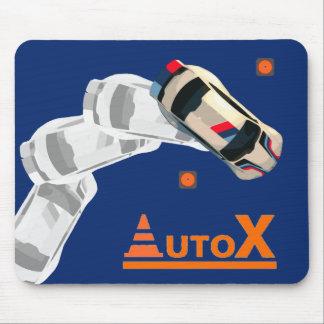 Alfombrilla De Ratón AUTOX-Blanco