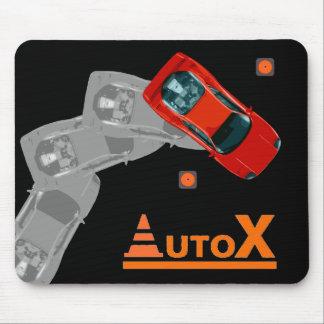 Alfombrilla De Ratón AUTOX-Rojo