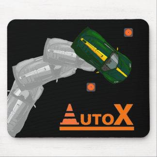 Alfombrilla De Ratón AUTOX-Verde