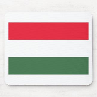 Alfombrilla De Ratón ¡Bajo costo! Bandera de Hungría