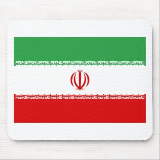 Alfombrilla De Ratón ¡Bajo costo! Bandera de Irán