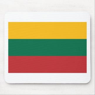 Alfombrilla De Ratón ¡Bajo costo! Bandera de Lituania