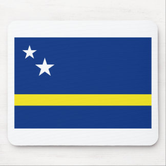 Alfombrilla De Ratón ¡Bajo costo! Curaçao señala por medio de una