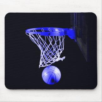 Alfombrilla De Ratón Baloncesto azul