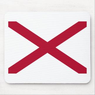 Alfombrilla De Ratón Bandera de Alabama