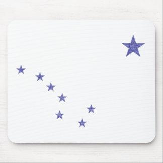 Alfombrilla De Ratón Bandera de Alaska