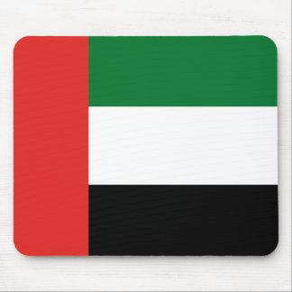 Alfombrilla De Ratón Bandera de Emiradosarabes