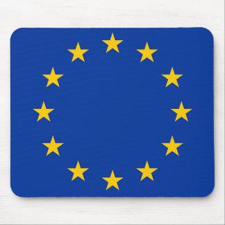 Alfombrilla De Ratón Bandera de Europa, bandera europea