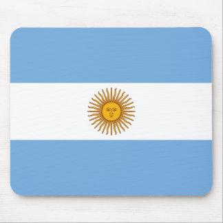Alfombrilla De Ratón Bandera de la Argentina