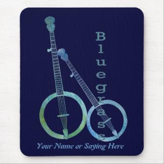 Alfombrilla De Ratón Banjos del Bluegrass