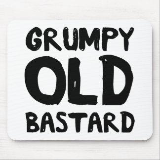 Alfombrilla De Ratón Bastardo viejo gruñón