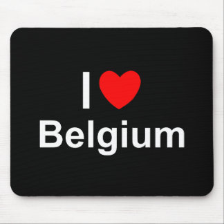 Alfombrilla De Ratón Bélgica
