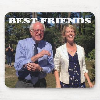 Alfombrilla De Ratón Bernie y Zephyr: Mejores amigos