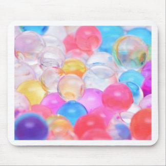 Alfombrilla De Ratón bolas transparentes