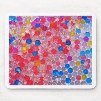 Alfombrilla De Ratón bolas transparentes del agua