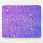 Alfombrilla De Ratón Brillo púrpura brillante - brillante, chispas