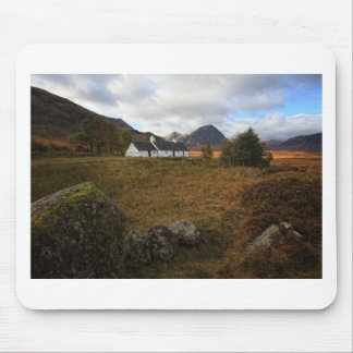 Alfombrilla De Ratón Cabaña de Blackrock, Glencoe, Escocia