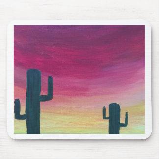 Alfombrilla De Ratón Cactus del desierto