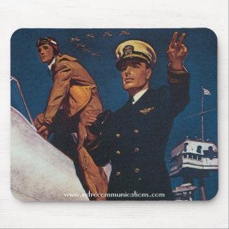 Alfombrilla De Ratón Cadetes para la aviación naval