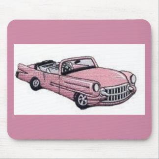 Alfombrilla De Ratón Cadillac rosado