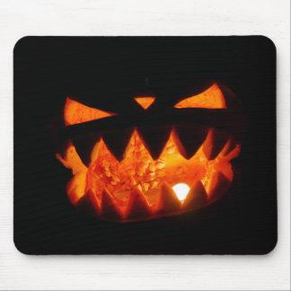 Alfombrilla De Ratón Calabaza de Halloween
