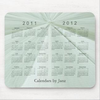 Alfombrilla De Ratón Calendario 2011 - 2012 de 2 años