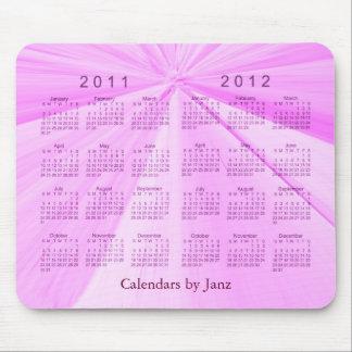 Alfombrilla De Ratón Calendario 2011-2012 de 2 años